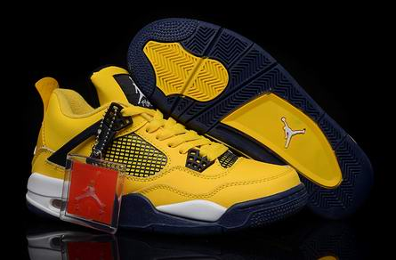 AAA men jordan 4 shoes 03-11-003