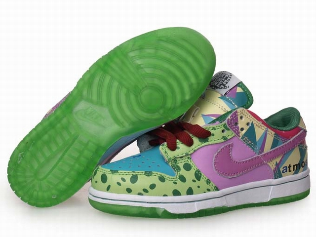kid dunk shoes-007