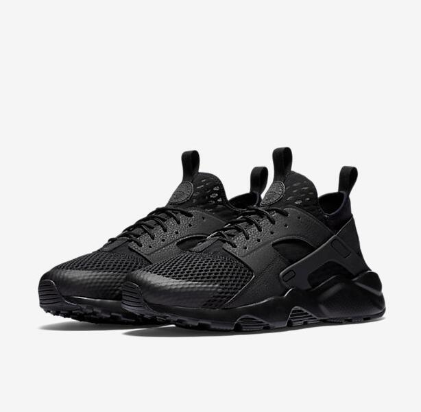 nike air huarache run ultra women Breathe all black