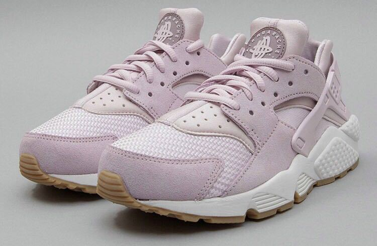 nike air huarache run women Run Txt Bleached Lilac