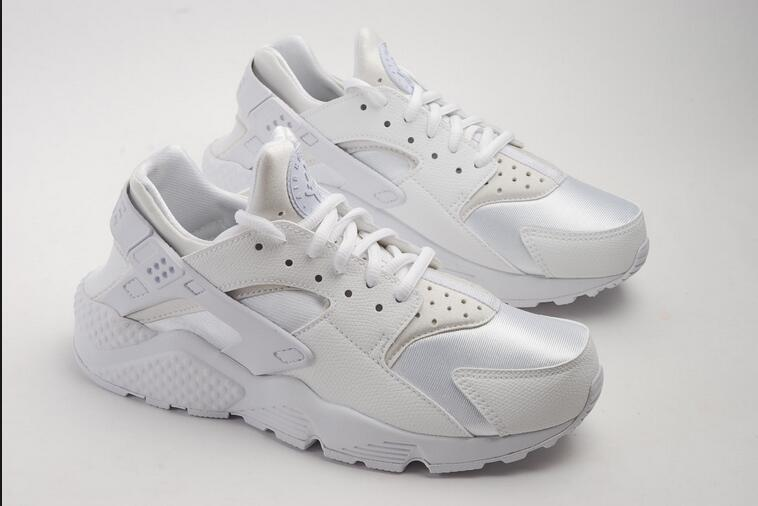 nike air huarache run women white 634835-108