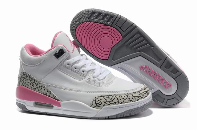 women jordan 3 shoes-003