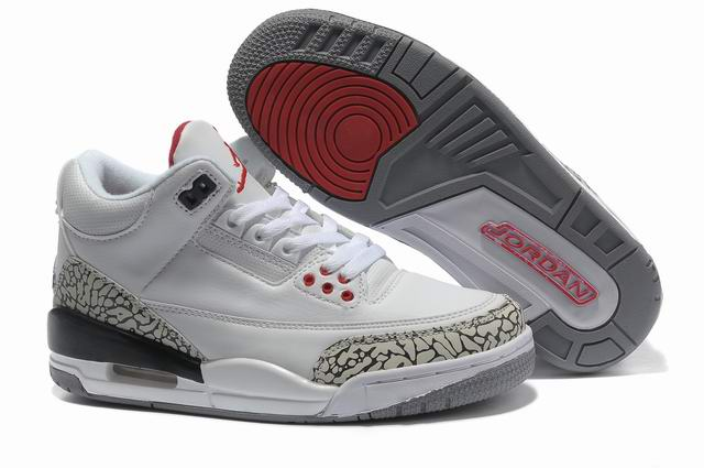 women jordan 3 shoes-005